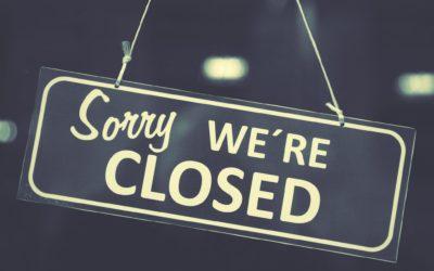 Alle aktiviteter lukket til og med d. 28 Marts