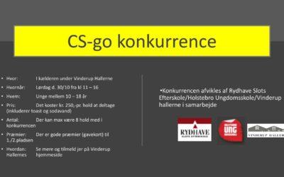 CS:GO Konkurrence